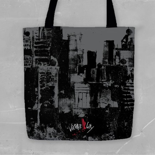Victorie City Tote Bag